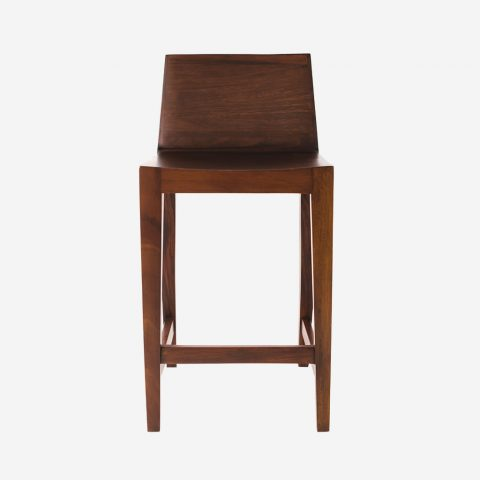 CLEMENTE  BAR STOOL (KITCHEN HEIGHT)